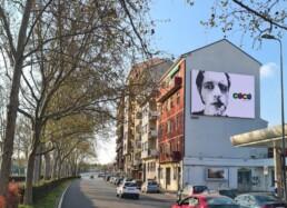 affissione Milano